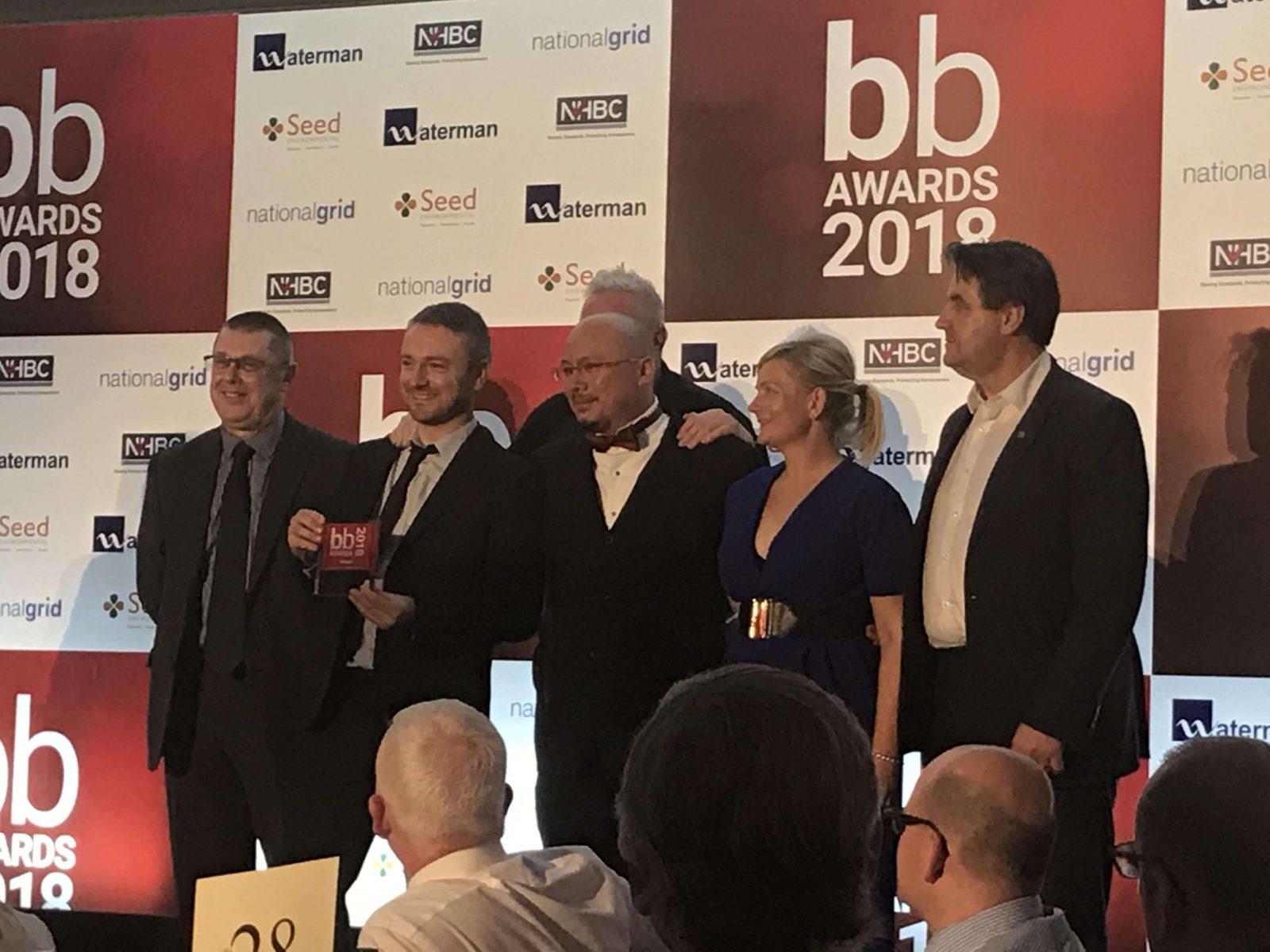 FLI QDS & Vertase FLI Winning Awards